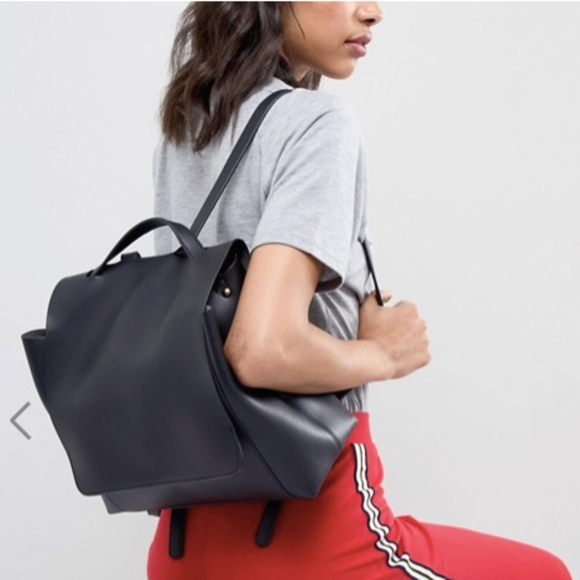 132f39831 ASOS Handbags - ASOS DESIGN large minimal backpack